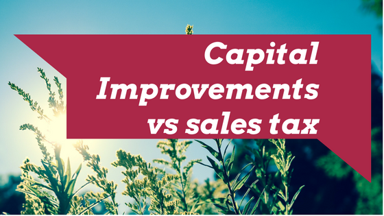 Nc State Sales Tax >> Nc Sales Tax Vs Capital Improvement Charlotte Bookkeeping And